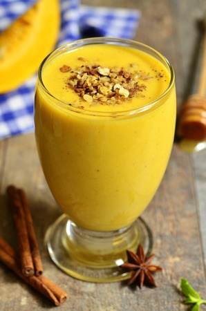 Pumpkin Banana Smoothie
